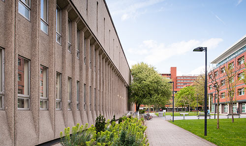 Humanities Bridgeford Street building, The University of Manchester