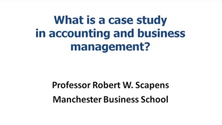 Management Accounting in Hospitals: A Case Study
